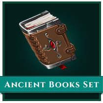 Ancient Books Set