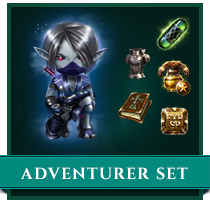 Adventurer set
