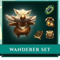 Wanderer set